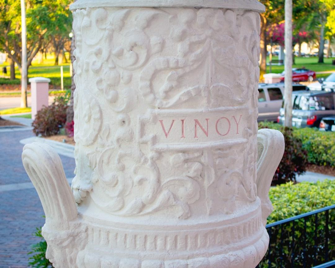 TRAVEL ST. PETE FLORIDA RENAISSANCE VINOY