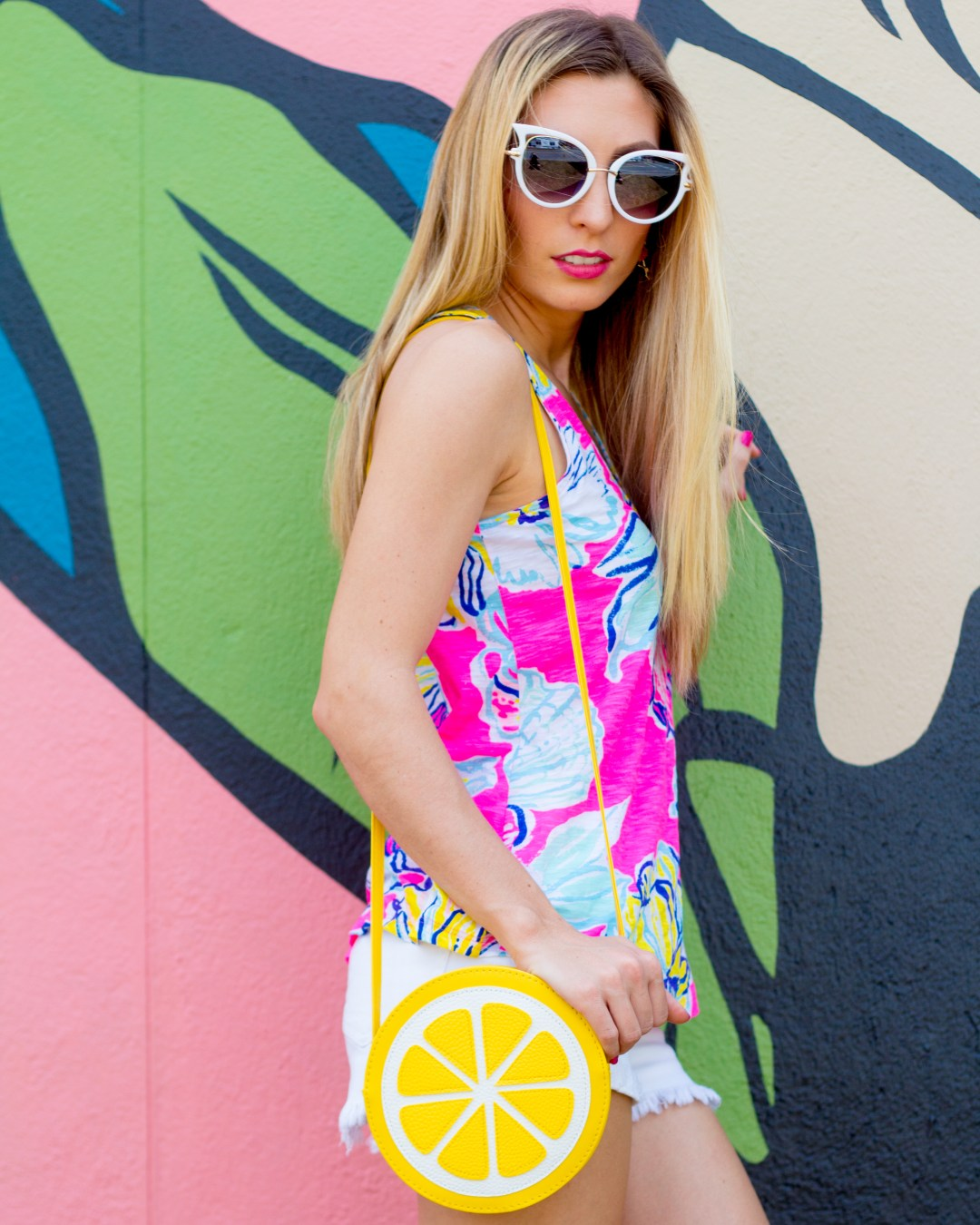 SUMMER COLORS LILY PULITZER