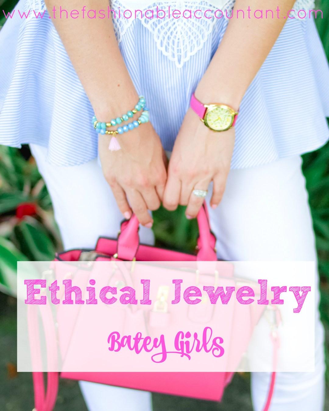 ETHICAL JEWELRY BATEY GIRLS