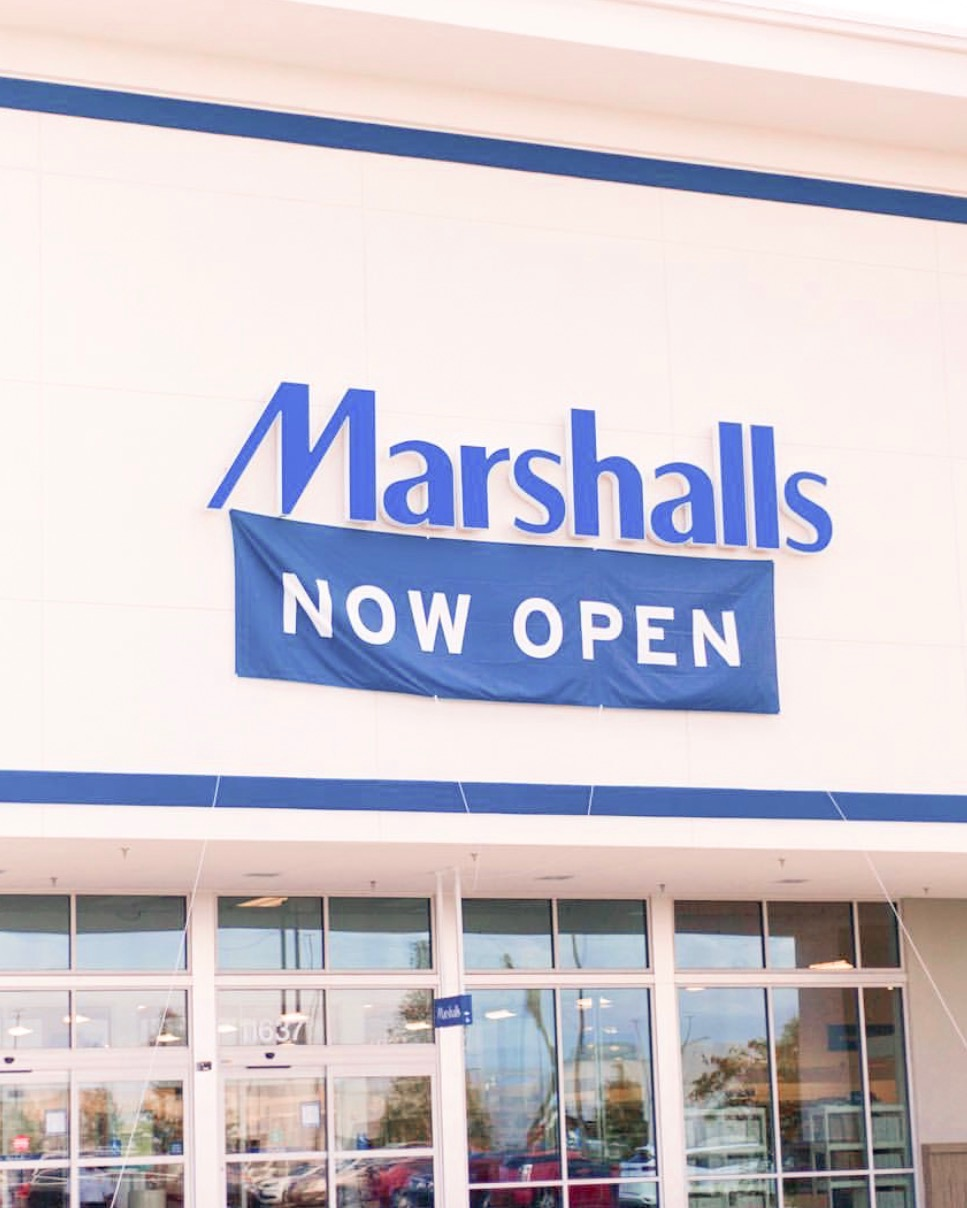 DESIGNER STYLES AT GREAT PRICES - MARSHALLS