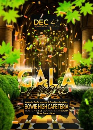 Bowie H.S. ASA Gala 2015