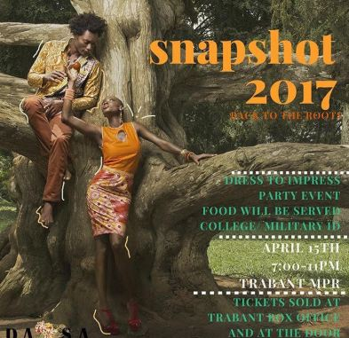 Delaware University ASA Presents Snapshot Back To The Roots 2017