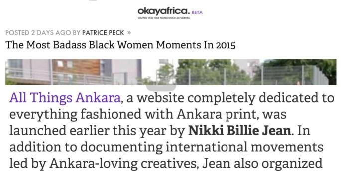 okayafrica.-The Most Badass Black Women Moments In 2015