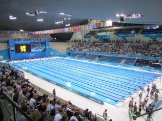 The beautiful Aquatic centre