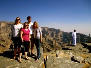 Grand Canyon - Oman style