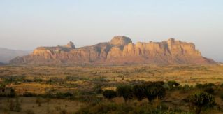 View from Gheralta