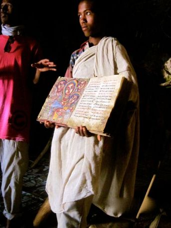 800 year old books inside
