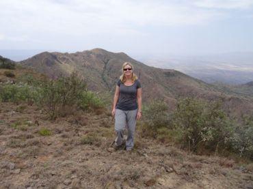 Hiking Mt Essakut