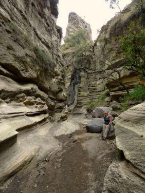 Hiking the Gorge