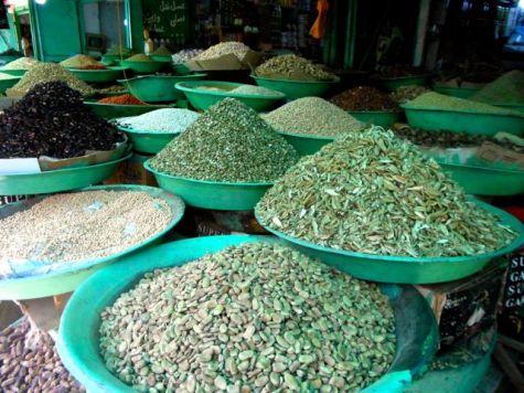 Spices at Obdurman