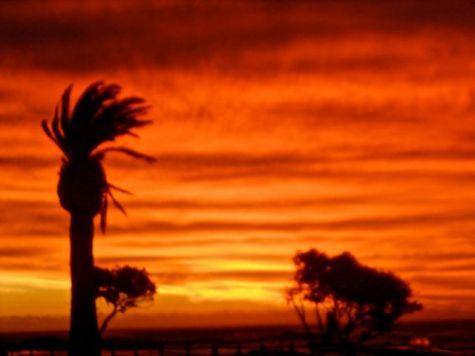 Sunset at Camp's Bay