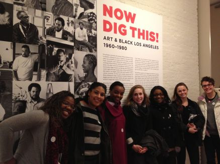 PS1: Now Dig This: Art & Black Los Angeles, 1960-1980. Photo by Nikki A. Greene.