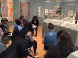 ARTH 264 @ THE DAVIS MUSEUM at WELLESLEY COLLEGE. Spring 2015.