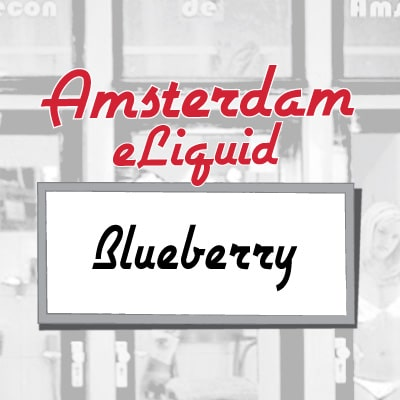 Amsterdam e-Liquid Blueberry