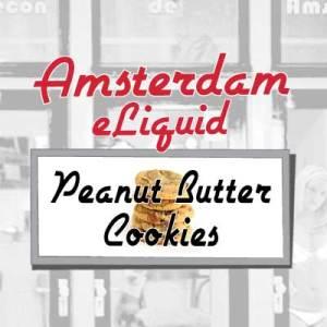 Peanut Butter Cookies e-Liquid