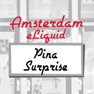 Amsterdam e-Liquid Pina Surprise