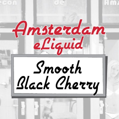 Amsterdam e-Liquid Smooth Black Cherry