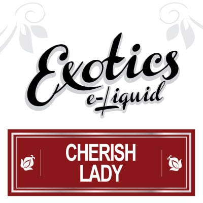 Exotics e-Liquid Cherish Lady