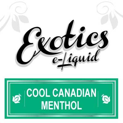 Cool Canadian Menthol e-Liquid