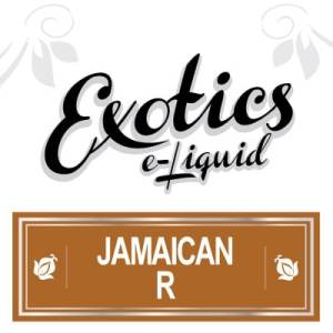 Exotics e-Liquid Jamaican R