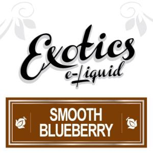 Exotics e-Liquid Smooth Blueberry