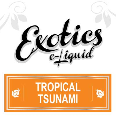 Exotics e-Liquid Tropical Tsunami