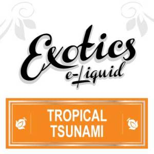 Exotics e-Liquid Tropical Tsunami