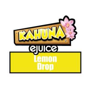 Kahuna eJuice Lemon Drop