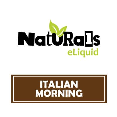 Naturals e-Liquid Italian Morning