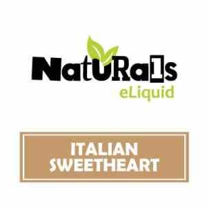 Naturals e-Liquid Italian Sweetheart