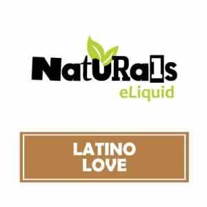 Naturals eLiquid Latino Love