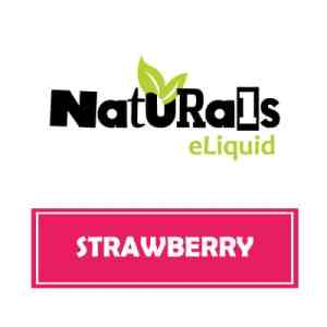 Organic Strawberry e-Liquid