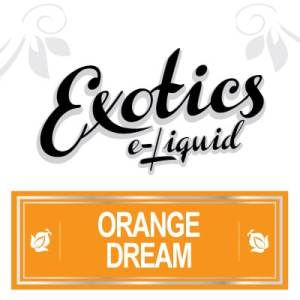 Exotics e-Liquid Orange Dream