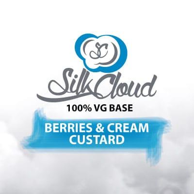 Berries & Cream Custard e-Liquid