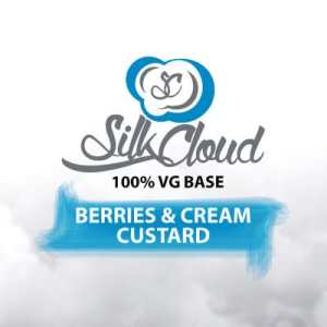 Berries & Cream Custard e-Liquid