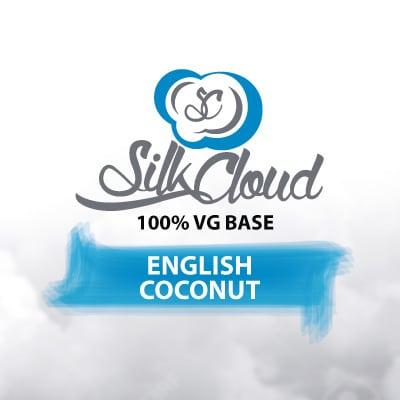 Silk Cloud e-Liquid English Coconut