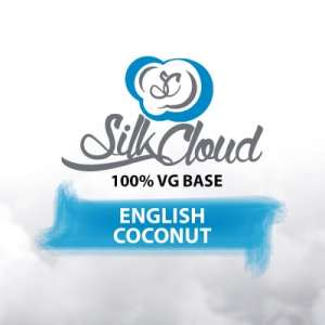 Silk Cloud e-Liquid English Coconut