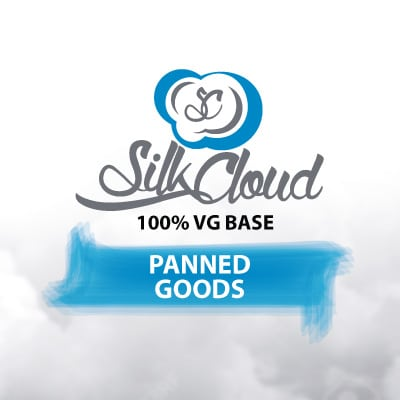 Silk Cloud e-Liquid Panned Goods