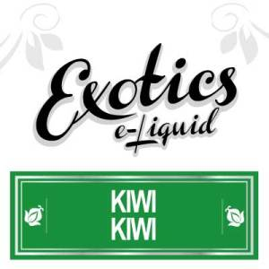 Kiwi Kiwi e-Liquid, Exotics, Fruit eJuices, eCig, electronic cigarette, vaping