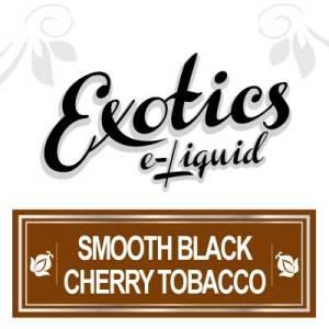 Smooth Black Cherry Tobacco e-Liquid, Exotics, Flavours, eJuice, Vape, Vaping, eCig