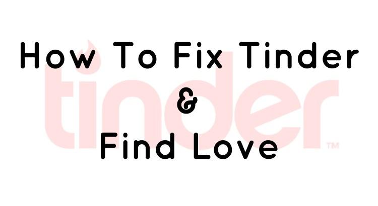 Fix Tinder Header