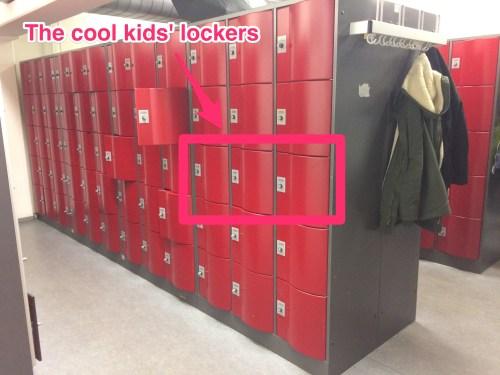 do it the hard way easy lockers