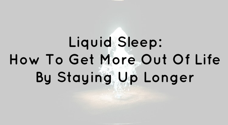 Liquid Sleep Header