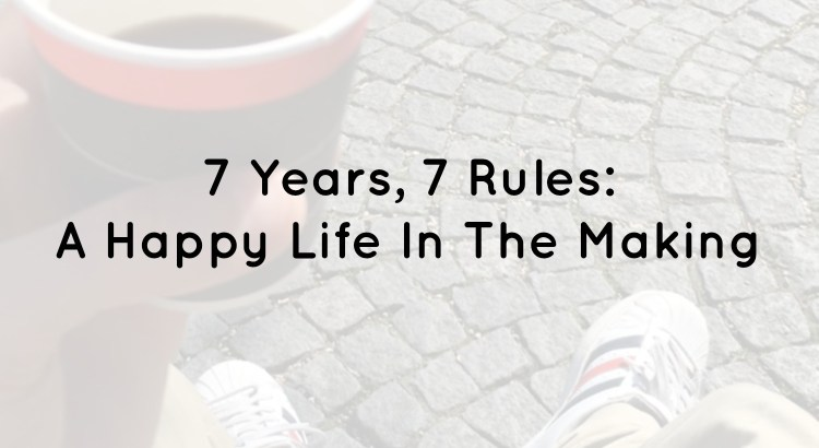Rules of Life Header