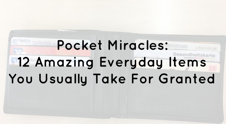 Pocket Miracles Header