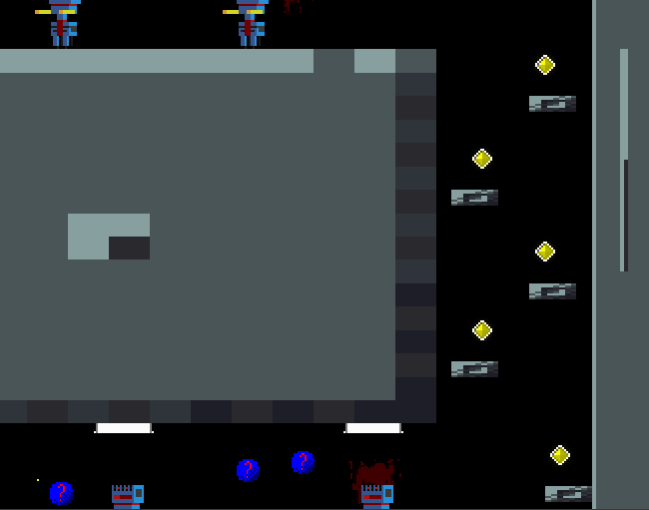 Level editor with few big Smart Tile Objects