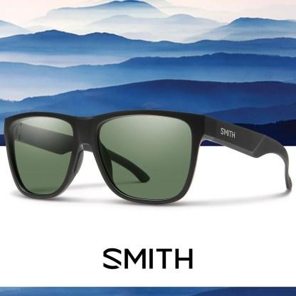 SMITH LOWDOWN XL 2 Matte Black CHROMAPOP