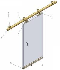 Sliding Glass Door: Sliding Glass Door Track Lock