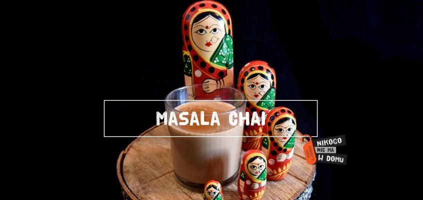 Czas na herbatę – indyjski czaj