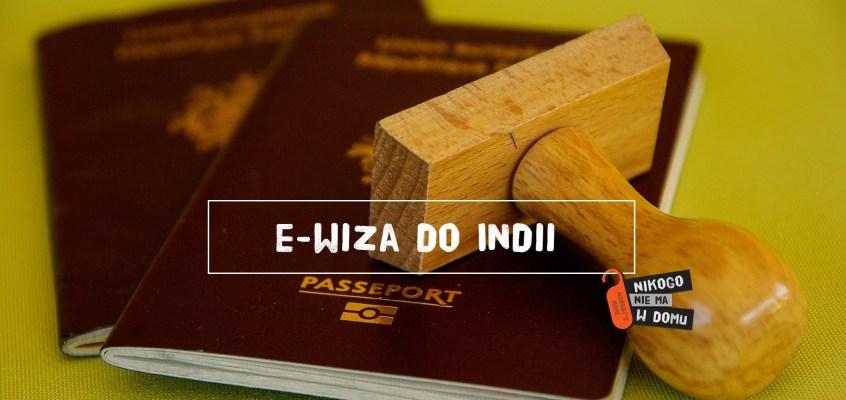 e-wiza do Indii, krok po kroku 2020